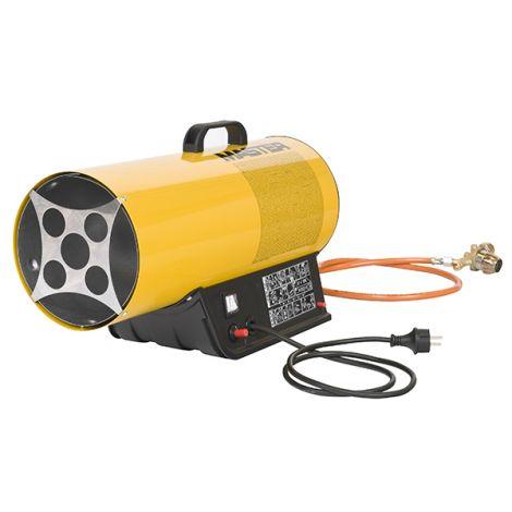 CALENTADOR PORTATIL GAS MASTER 2.4KG/H
