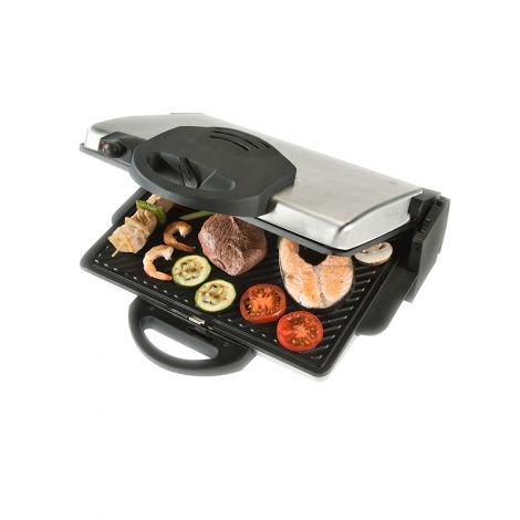 GRILL ASAR DELUXE 1900 W BOURGINI 24X33 CM