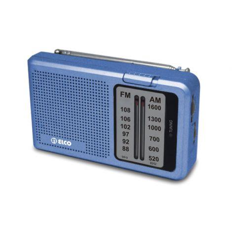 RADIO AM/FM ANALOGICA ELCO