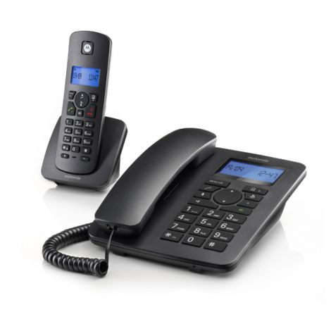 TELEFONO INALAMB.COMBO DECT MOTOROLA