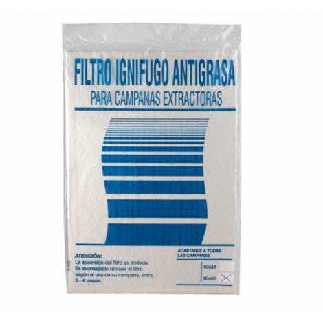 FILTRO CAMPANA PAPEL 6 U.  60 CM