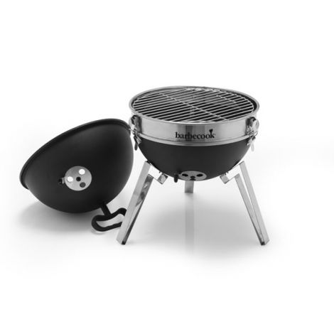 BARBACOA PORTATIL 2 ALTURAS BARBECOOK 30X30X56CM
