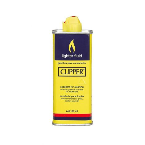 BOTE GASOLINA METAL CLIPPER 133 ML