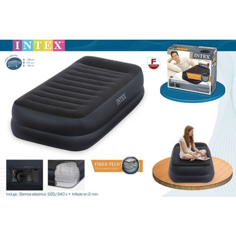 CAMA HINCHABLE INTEX 191X100X42