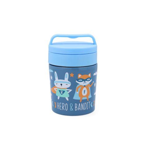 TERMO SOLID INOX GO HERO QUID 35 CL