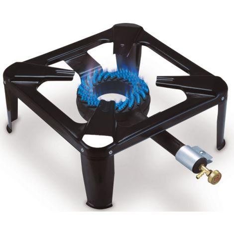 HORNILLO GAS ACERO PROFER GREEN 40X40X15CM