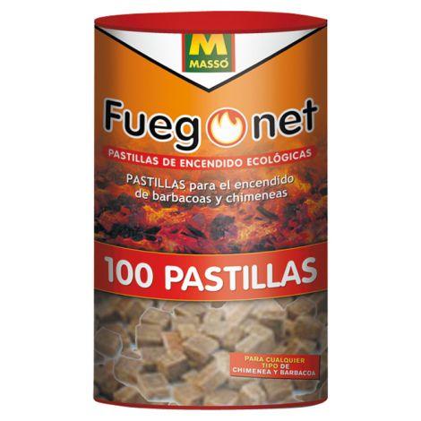 PASTILLA ENCENDIDO FUEGO 100 U CQM