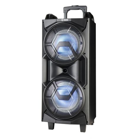 ALTAVOZ TROLEY LUZ BLUETOOTH ELCO