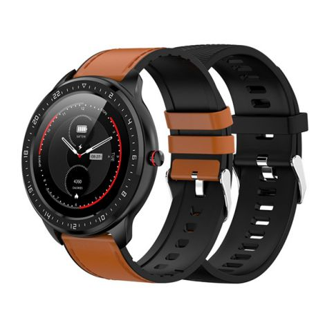 SMARTWATCH FULL TOUCH 2CORREAS 10deportes DCU