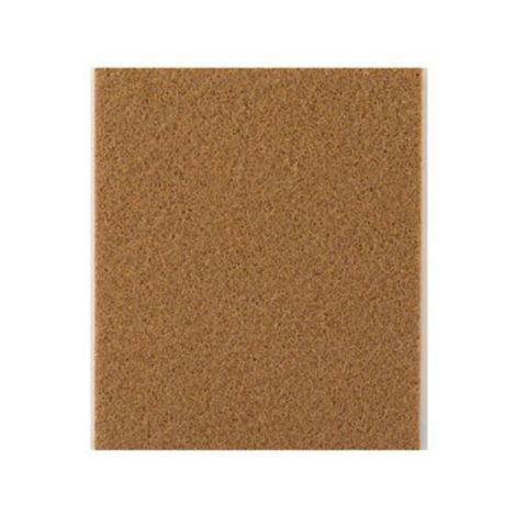 FIELTRO ADH. PLASFIX MARRON INOFIX 100X85X3MM
