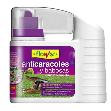 INSECTICIDA CARACOLES TALQUERA FLOWER 250 G