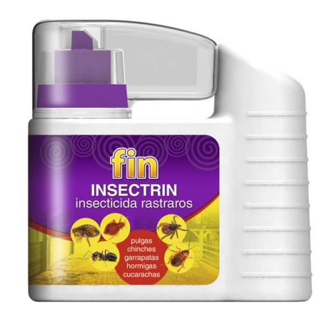 INSECTICIDA RASTREROS INSECTRI FLOWER 200 G