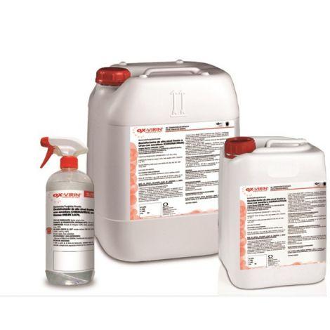 LIMPIADOR DESFINFECT C/PISTOLA OX-VIRIN 1 L