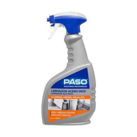 LIMPIADOR ACERO INOX PASO 0.5 L