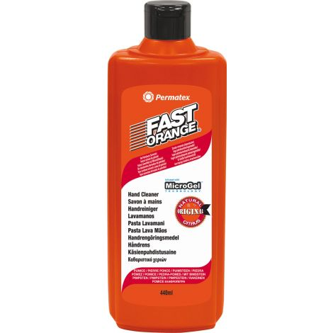 GEL LAVAMANOS FAST ORANGE KRAFFT 440 ML