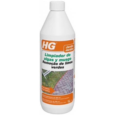 LIMPIADOR ALGAS Y MUSGO HG 1 L