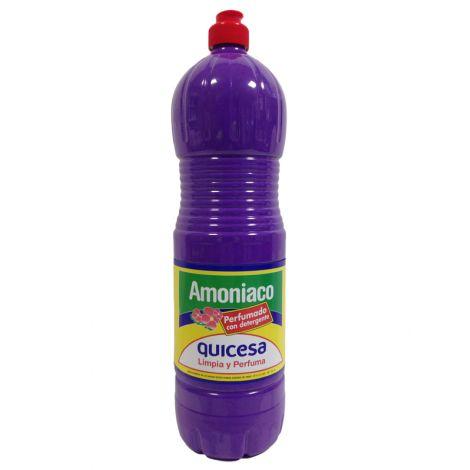 AMONIACO PERFUMADO QUICESA 1.5 L