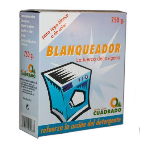 BLANQUEADOR CABONATO SODIO CUADRADO 750 ML