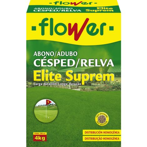 ABONO CESPED ELITE FLOWER 4 KG