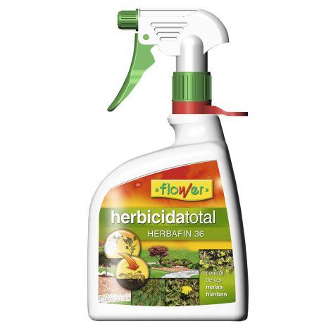 HERBICIDA TOTAL SISTEMICO FLOWER 1000 ML