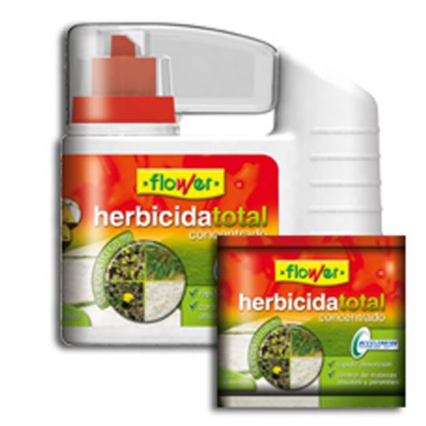 HERBICIDA TOTAL SISTEMICO FLOWER 350 ML