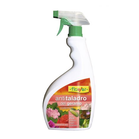 INSECTICIDA ANTI TALAD GERANIO FLOWER 750 ML