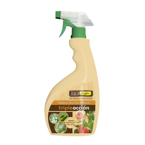 INSECTICIDA TRIPLE ACC ECOLOG FLOWER 750 ML