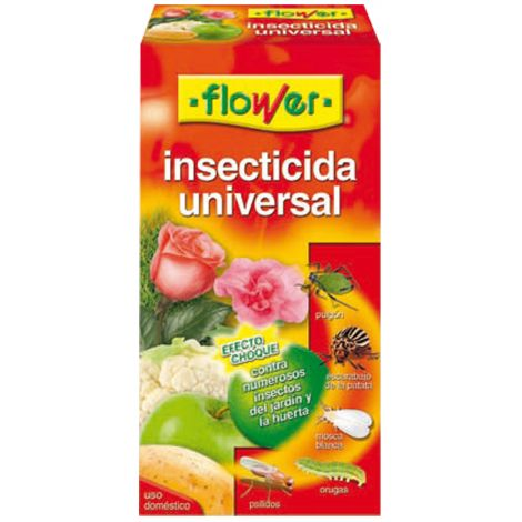 INSECTICIDA POLIVAL UNIVERSAL FLOWER 100 ML