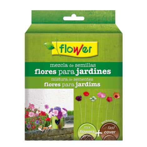 SEMILLA DE FLORES MEZCLA JARDI FLOWER 500 G