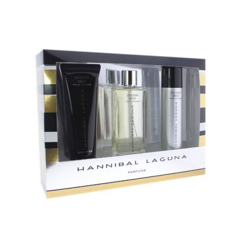 COLONIA ESTU GOLDEN MILE HANNIBAL LAG HOMBRE 150+230ML