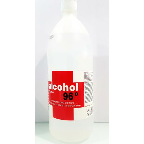 ALCOHOL ETILICO SANITARIO 96º MONTPLET 250 ML