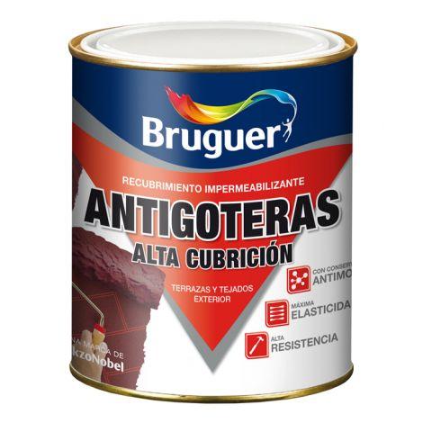 ANTIGOTERAS BLANCO BRUGUER 4 L