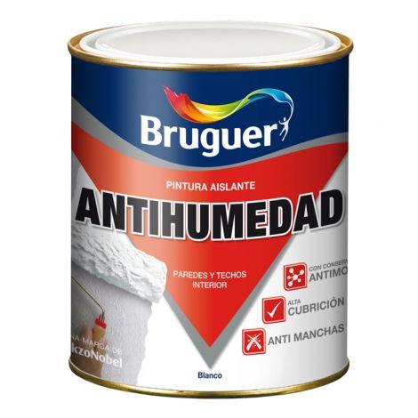 PINTURA ANTIHUMEDAD BRUGUER 4 L
