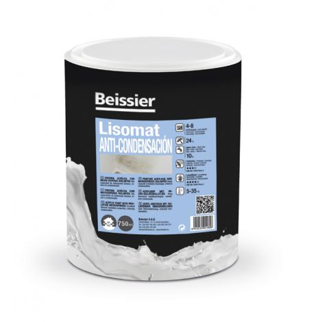 PINTURA ANTICONDENSACI LISOMAT BEISSIER 750 ML