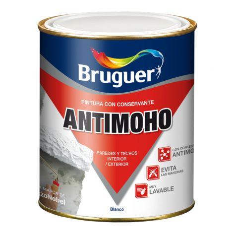 ANTIMOHO PINTURA BRUGUER 750 ML