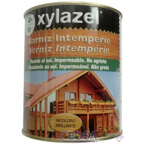 BARNIZ INTEMPERIE XYLAZEL 375 ML