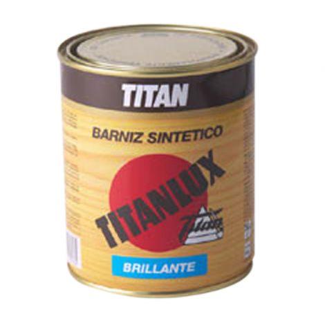 BARNIZ SINTETICO BRILLANTE TITANLUX 125 ML