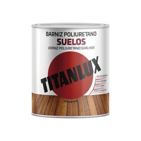 BARNIZ POLIURETANO SUELOS BR TITAN 4 L