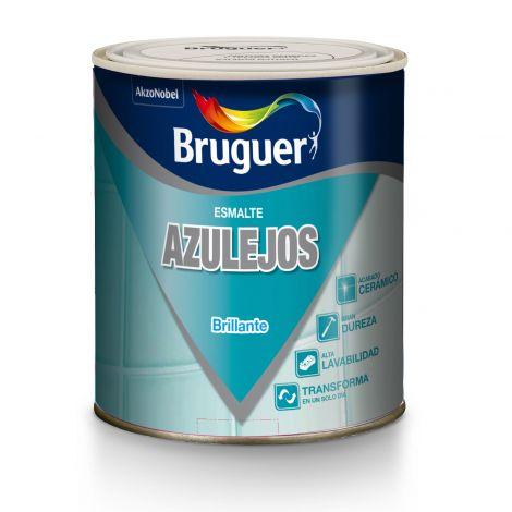 ESMALTE AZULEJO BR AMARILLO BRUGUER 750 ML