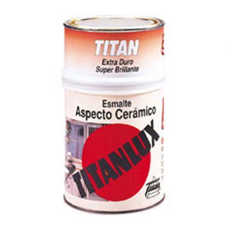 ESMALTE CERAMICO BR. BLANCO TITANLUX 750 ML