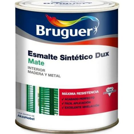 ESMALTE SINT MATE BLANCO B.DUX 250 ML