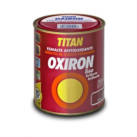 ESMALTE ANTIOXIDO LISO GRIS MT OXIRON 375 ML