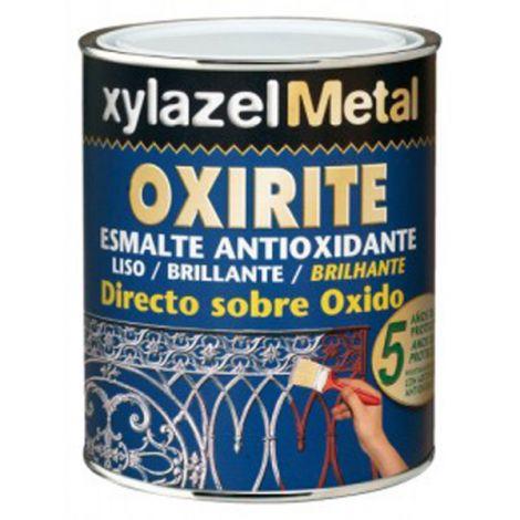 ESMALTE ANTIOXIDO LISO BLANCO OXIRITE 750 ML