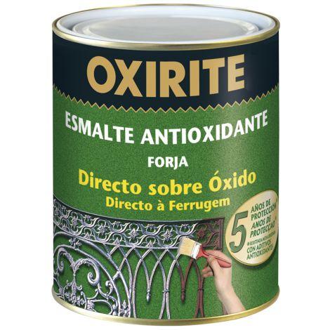ESMALTE ANTIOXIDO FORJA NEGRO OXIRITE 750 ML