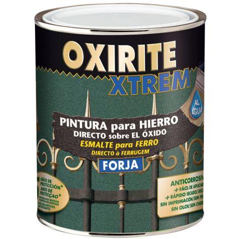 ESMALTE ANTIOX.AGUA FORJ.NEGRO OXIRITE XTREM 750 ML