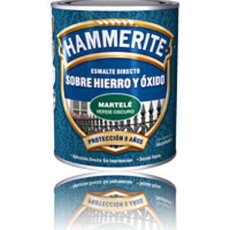 ESMALTE MARTELE GRIS PL HAMMERITE 5 L