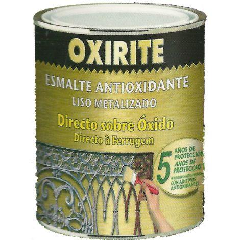 ESMALTE ANTIOX. METAL AZUL OSC OXIRITE 750 ML