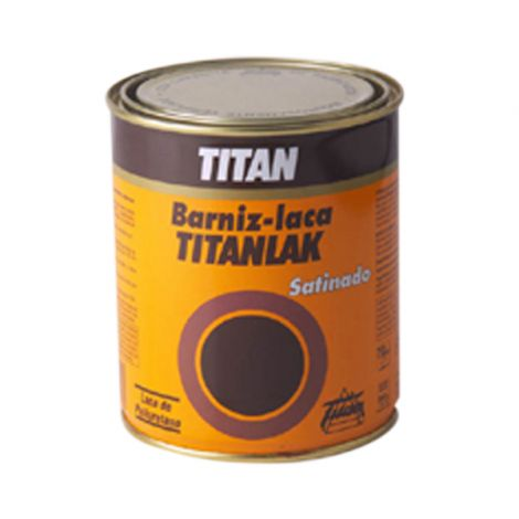 ESMALTE LACA SAT BLANCO TITANLAK 125 ML
