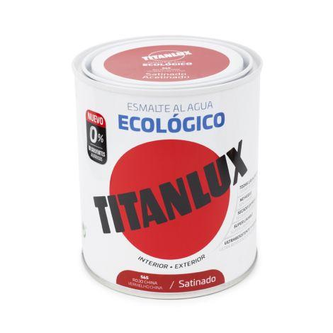 ESM AGUA ECOLOG.SAT AMARILLO L TITANLUX 750 ML