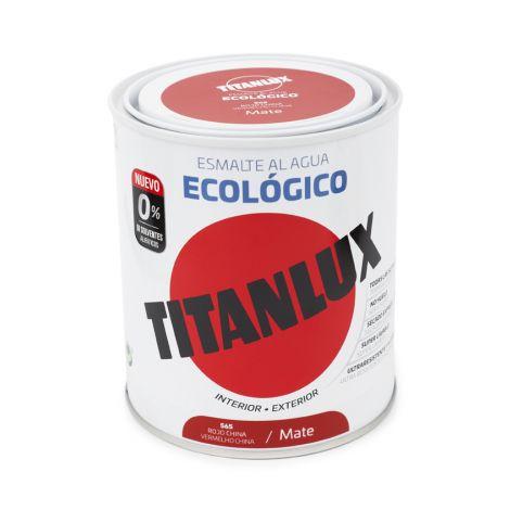 ESM AGUA ECOLOG. MATE BLANCO TITANLUX 2.5 L